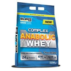 10 - protéine Tunisie - ANABOLIC COMPLEX WHEY 2.3 kg– ELIA NUTRITION HARD CORE
