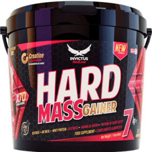20 - protéine Tunisie - HARD MASS GAINER 7 Kg –INVICTUS READLINE
