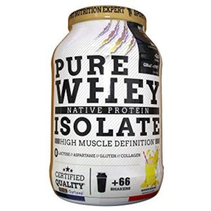 21 - protéine Tunisie - PURE WHEY NATIVE ORIGIN ISOLATE 2 kg – ERIC FAVRE