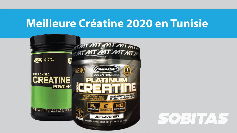 Creatine - protéine Tunisie - Meilleure Créatine 2020 En Tunisie