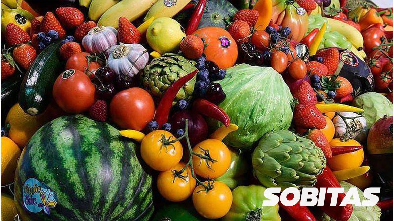 lequme et feruit - protéine Tunisie - MANGEZ AU MOINS 50 FRUITS ET LÉGUMES PAR JOUR, OUI 50 !