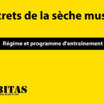 Sans titre 1 - protéine Tunisie - les Secrets de la sèche musculaire (régime et programme d'entraînement)