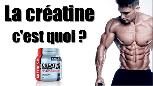 hhh - protéine Tunisie - CRÉATINE POUR LA MUSCULATION