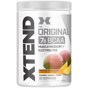 bcaa - protéine Tunisie - XTEND BCAAs 420 g –SCIVATION