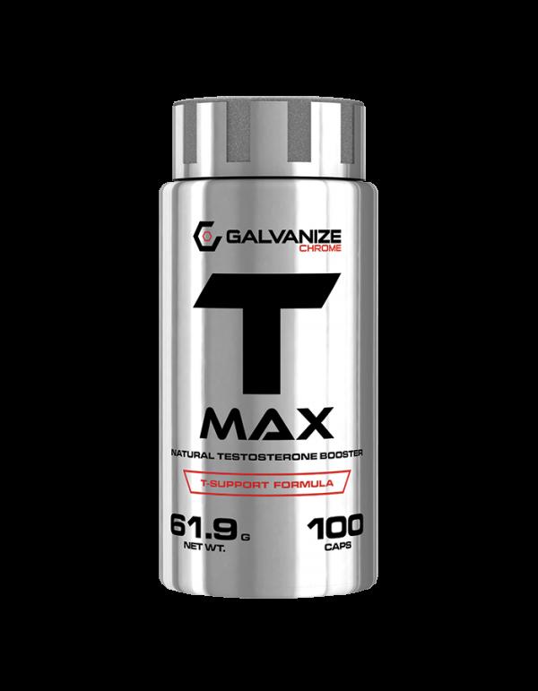21 ok - protéine Tunisie - T MAX NUTRITION 100 caps  -GALVANIZE