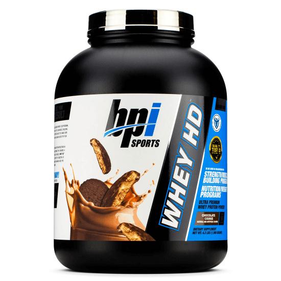 cc - protéine Tunisie - BPI SPORTS 1.9 kg -WHEY HD