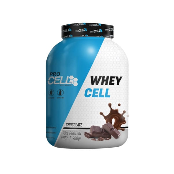 whey cell 900g tunisie whey protein - protéine Tunisie - WHEY CELL 900 g –PROCELL