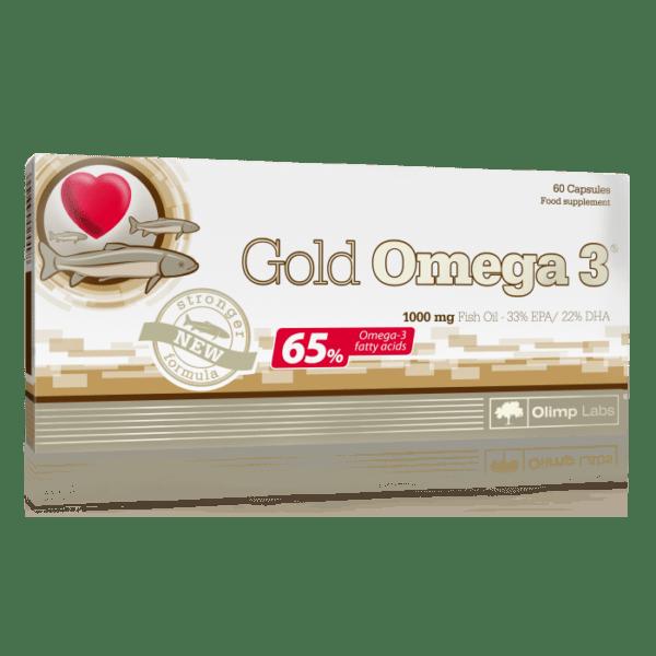 1337933535 1  1 1 - protéine Tunisie - GOLD OMEGA 3 60  CAPS – OLIMP NUTRITION