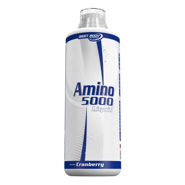 AMINO LIQUID 5000 – 1 L – BEST BODY NUTRITION - protéine Tunisie - AMINO LIQUID 5000 1 L –BEST BODY NUTRITION