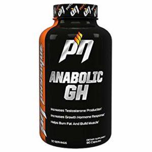 Anabolic GH – 90 CAPS – PHYSIQUE NUTRITION - protéine Tunisie - ANABOLIC GH  90 caps –PHYSIQUE NUTRITION