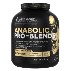 Anabolic Pro Blend 5 2 Kg – Kevin Levrone - protéine Tunisie - ANABOLIC PRO BLEND 5 2 kg –KEVIN LEVRONE