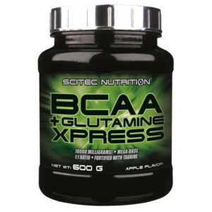 BCAA GLUATAMINE XPRESS 600GR - protéine Tunisie - BCAA GLUATAMINE XPRESS  600 g -SCITEC NUTRITION