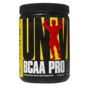 BCAA PRO – 100 CAPS – UNIVERSAL NUTRITION - protéine Tunisie - BCAA PRO  100 caps –UNIVERSAL NUTRITION