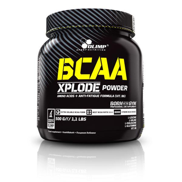 BCAA XPLODE – 500 G – OLIMP NUTRITION - protéine Tunisie - BCAA XPLODE  500 g –OLIMP NUTRITION