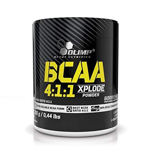 BCAA XPLODE POWDER – 200G – OLIMP NUTRITION - protéine Tunisie - BCAA XPLODE POWDER 4:1:1  200 g –OLIMP NUTRITION