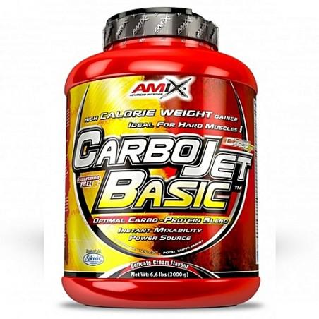CARBOJET BASIC – 3KG – AMIX ADVANCED NUTRITION - protéine Tunisie - CARBOJET BASIC 3kg –AMIX ADVANCED NUTRITION