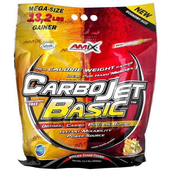 CARBOJET BASIC 6 KG AMIX ADVANCED NUTRITION - protéine Tunisie - CARBOJET BASIC 6 kg -AMIX ADVANCED NUTRITION