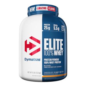 ELITE 100 WHEY – 2.3KG DYMATIZE - protéine Tunisie - ELITE 100% WHEY – 2.3KG- DYMATIZE