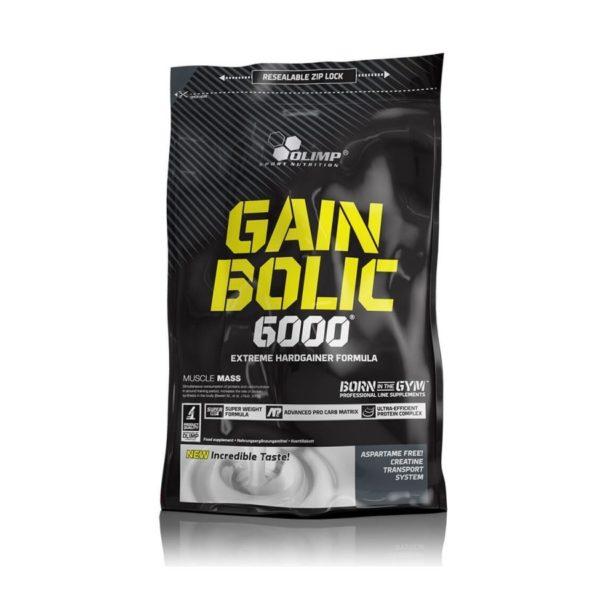 GAIN BOLIC 6000 – 1 KG – OLIMP NUTRITION - protéine Tunisie - GAIN BOLIC 6000 1 kg –OLIMP NUTRITION