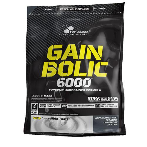 GAIN BOLIC 6000 – 6.8 KG – OLIMP NUTRITION - protéine Tunisie - GAIN BOLIC 6000 6,8 kg –OLIMP NUTRITION