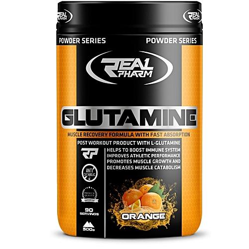 GLUTAMINE – 500G – REAL PHARM - protéine Tunisie - GLUTAMINE  500 g –REAL PHARM