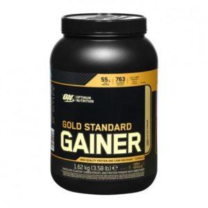 GOLD STANDARD GAINER 162 KG – OPTIMUM NUTRITION - protéine Tunisie - GOLD STANDARD GAINER 1,62 kg –OPTIMUM NUTRITION