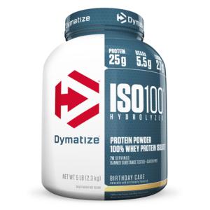 ISO 100 – 2.3 KG – DYMATIZE - protéine Tunisie - ISO 100 2.3 kg –DYMATIZE