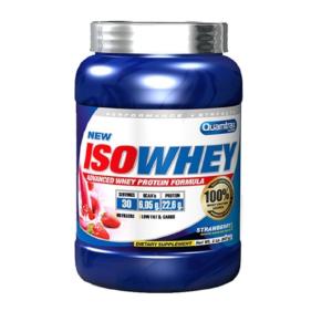 ISO WHEY – 908 G – QUAMTRAX NUTRITION - protéine Tunisie - ISO WHEY 908 g –QUAMTRAX NUTRITION