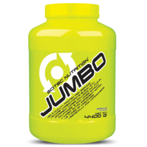 JUMBO – 4.4 KG – SCITEC NUTRITION - protéine Tunisie - JUMBO 4,4 kg –SCITEC NUTRITION