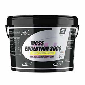 MASS EVOLUTION 2000 7 KG – EU NUTRITION - protéine Tunisie - MASS EVOLUTION 2000 7 kg –EU NUTRITION