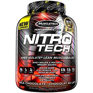 NITRO TECH – 18 KG – MUSCLETECH - protéine Tunisie - NITRO TECH 1,8 kg –MUSCLETECH