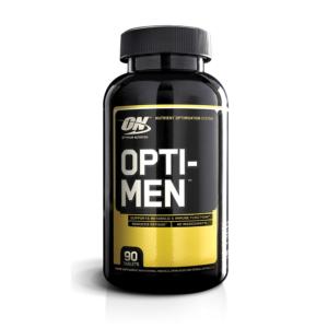 OPTI MEN – 90 CAPS – OPTIMUM NUTRITION - protéine Tunisie - OPTI-MEN 90 caps –OPTIMUM NUTRITION