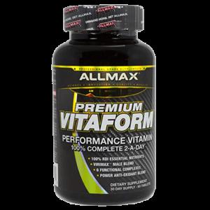 PREMIUM VITAFORM 60 CAPS – ALLMAX - protéine Tunisie - PREMIUM VITAFORM 60 caps –ALLMAX
