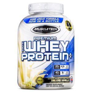 PREMIUM WHEY PROTEIN PLUS – 227 KG – MUSCLETECH - protéine Tunisie - PREMIUM WHEY PROTEIN PLUS 2,27 kg –MUSCLETECH
