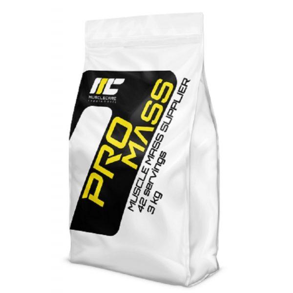 PRO MASS – 3KG – MUSCLECARE - protéine Tunisie - PRO MASS 3 kg– MUSCLECARE