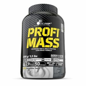 PROFI MASS – 25 KG – OLIMP NUTRITION - protéine Tunisie - PROFI MASS 2,5 kg –OLIMP NUTRITION