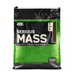 SERIOUS MASS – 545 KG – OPTIMUM NUTRITION – Tunisie - protéine Tunisie - SERIOUS MASS 5,45 kg –OPTIMUM NUTRITION