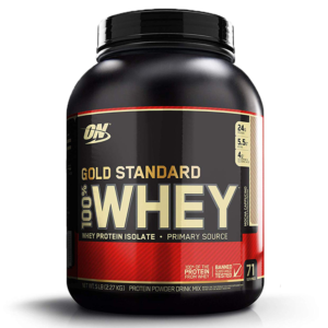 WHEY GOLD STANDARD 100 WHEY – 227 KG – OPTIMUM NUTRITION - protéine Tunisie - WHEY GOLD STANDARD 100% WHEY 2,27 kg –OPTIMUM NUTRITION