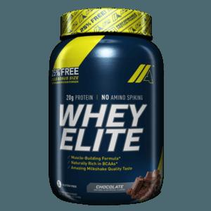 Whey Elite Protein Powder 1.3 kg - protéine Tunisie - WHEY ELITE PROTEIN POWDER  1,3 kg -API