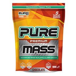 17 - protéine Tunisie - PURE PREMIUM MASS 1 kg- ELIA NUTRITION