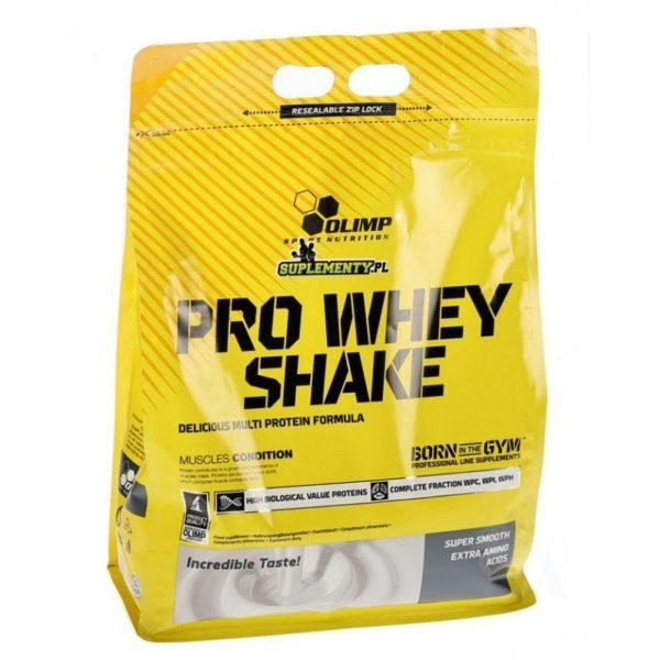 22 - protéine Tunisie - PRO WHEY SHAKE 2,27 kg -OLIMP NUTRITION