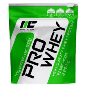24 - protéine Tunisie - PRO WHEY  2.2 KG -MUSCLE CARE