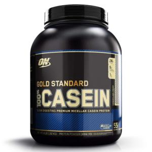 240 - protéine Tunisie - GOLD STANDARD 100% CASEIN 55 caps –Optimum Nutrition