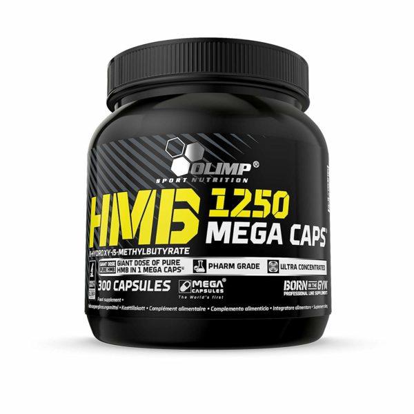 47 - protéine Tunisie - HMB 1250 MEGA 120 CAPS –OLIMP NUTRITION