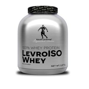72 - protéine Tunisie - LEVRO ISO WHEY 2,3 KG -KEVIN LEVRONE
