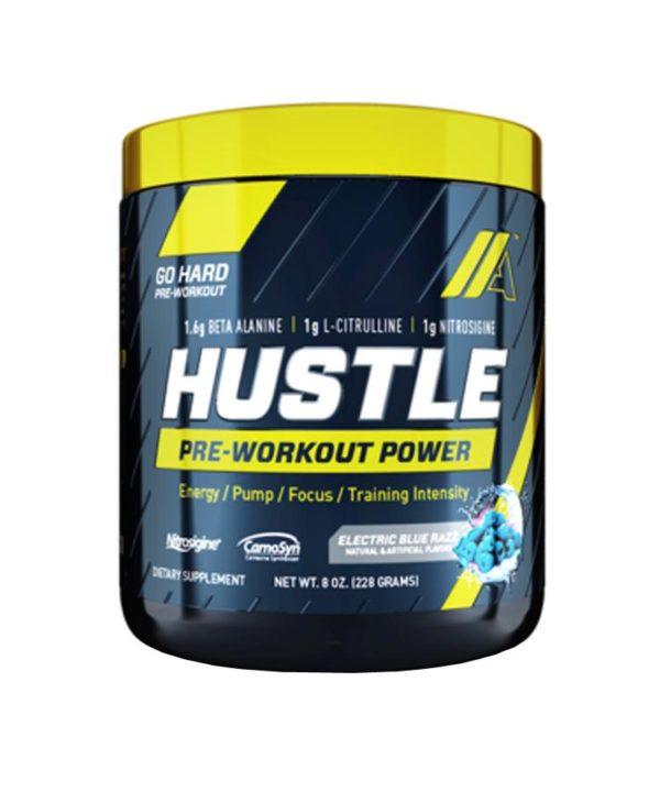 Hustle - protéine Tunisie - Hustle Pre-Workout 300mg- API