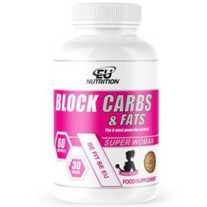 BLOCK CARBS & FATS