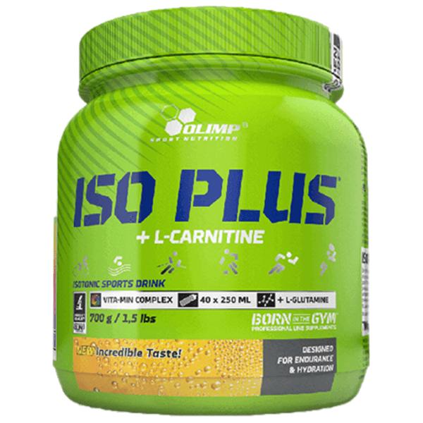 ISO PLUS