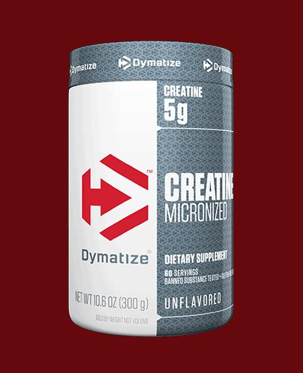 New Creatine - protéine Tunisie - Creatine Micronised  300g Dymatize