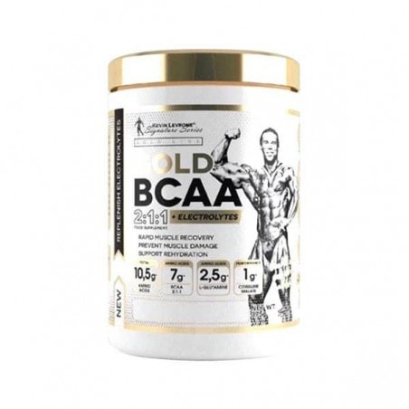 kevin levrone gold bcaa 2 1 1 375 grammes 1 - protéine Tunisie - BCAA GOLD 2:1.1 375 G - KEVIN LEVRONE